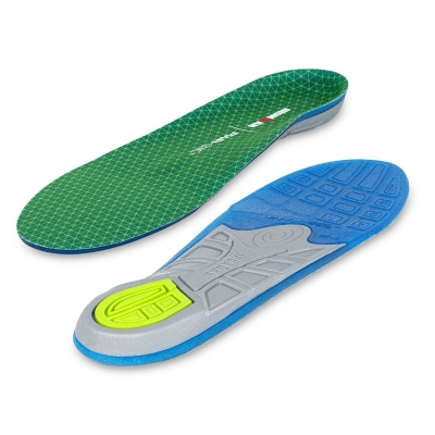 Lót giày Ironman PWR Gel cushioning Green